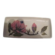 Moorcroft Pottery Tray