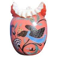Thomas Webb & Sons Vase