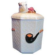 Tobacco Jar/Humidor