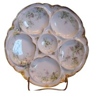 Theodore Haviland Limoges Oyster Plates