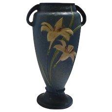 """Roseville Vase """"Zephyr Lily"""""""