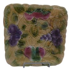 French Majolica Bowl