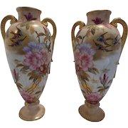 Royal Bonn Vases
