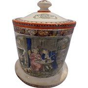 Tobacco Jar by Wm Adams & Sons Ltd