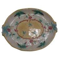 Majolica French Platter