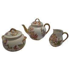 Royal Worcester tea set