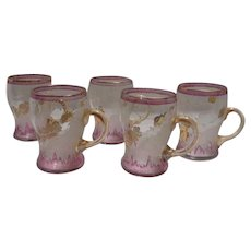 Bohemian Punch Cups (5)