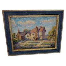 Original Oil Painting by Samuel B. Pratt