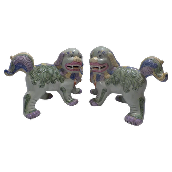 Foo Dogs, Chinese