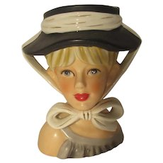 Head Vase, Relpo