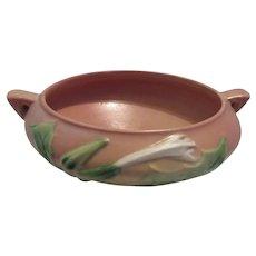 Roseville Pottery Thorn Apple Bowl