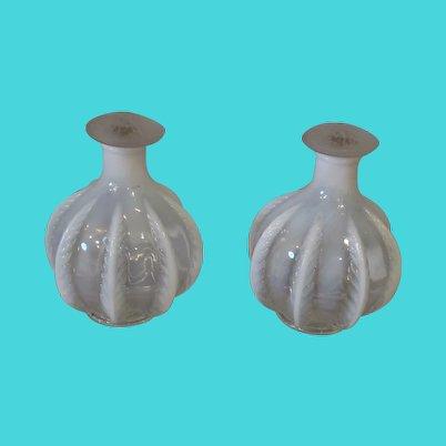 Fenton Perfume Bottles
