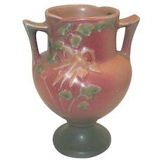 Roseville Pottery Columbine Vase