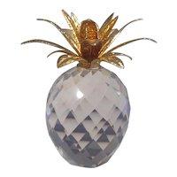 Swarovski Crystal Pineapple