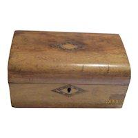 Wooden BOX, English