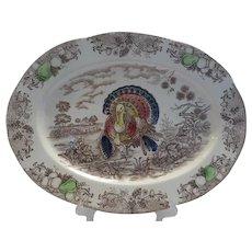 Turkey Platter