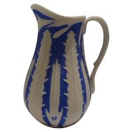 Jasperware Milk Pitcher