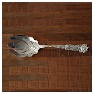 Sterling Cold Meat Serving Fork