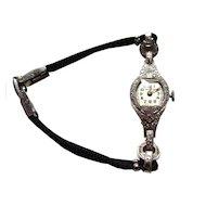 1940's Diamonds Solow Watch