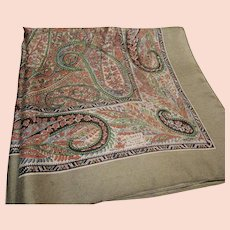 LIBERTY of London Paisley Silk Scarf