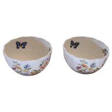 Two Vintage Aysley Var-I-Ete` Bowls