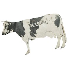 Vintage DeLavel Cream Separator Advertising