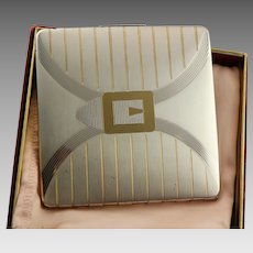 New Vintage Elgin American Compact