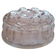 Vintage Thick Glass Mold