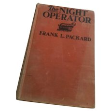 Vintage The Night Operator Book
