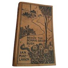 Vintage Beside The Bonnie Brier Bush Book