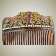 Out Of This World Victorian Hair Comb