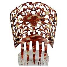 Large Spanish Mantilla Comb