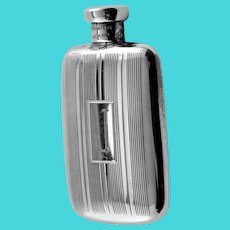 Tiffany & Co Sterling Perfume Flask