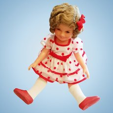 Beautiful 1972 Shirley Temple Doll