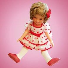 Beautiful 1972 Shirley Temple Doll