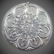 Vintage Towle 1978 Sterling Silver Christmas Ornament/Pendant