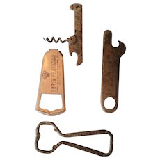 Nice Variety Of Vintage Bottle Openers