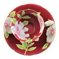 Wako Occupied Japan Cup & Saucer