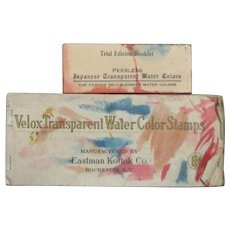 Water Color Paper By Eastman Kodak Co.