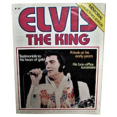 1977 Collectors Edition of Elvis Life