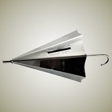 Napier Silver Plated Umbrella Save For A Rainy Day Bank