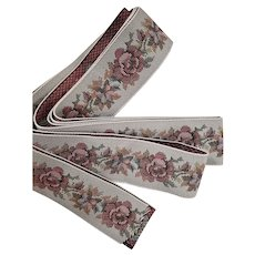 Heavy Woven Sewing Trim