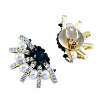 Fabulous Clip Style Designer Earrings