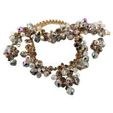 Tara Jewelry Juliana 1965 Amber Colored Set