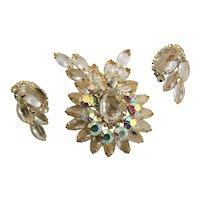 Marvelous Vintage Juliana Crystal Set
