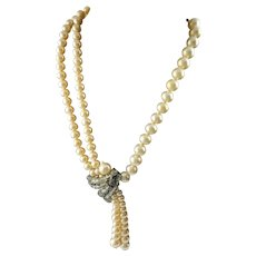 Spectacular Coppola & Toppo Necklace & Earrings Set