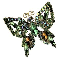 Marked By Design Weiss Butterfly Brooch