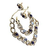 Kafin Three Piece Necklace, Bracelet & Earring Set