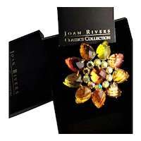 New In Box Joan Rivers Gorgeous Brooch