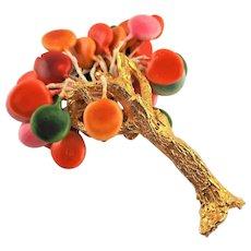 Remarkable Colorful Lollipop Tree By Joy Brooch